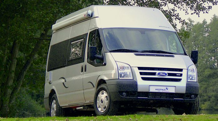 ford transit lwb westfalia big nugget. Black Bedroom Furniture Sets. Home Design Ideas