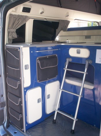 Ford Transit Westfalia Nugget Elevating Roof Camper Van
